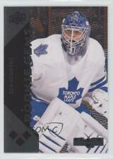 2011 Upper Deck Black Diamond #194 Ben Scrivens Toronto Maple Leafs Hockey Card