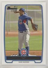 2012 Bowman Prospects #BP20 Jeimer Candelario Chicago Cubs Tampa Bay Rays Card