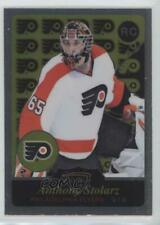 2015-16 O-Pee-Chee Platinum Retro #R86 Anthony Stolarz Philadelphia Flyers Card
