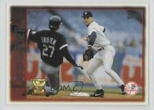2010 Topps The Cards Your Mom Threw Out CMT162 Derek Jeter New York Yankees Card
