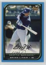 2008 Bowman Draft Picks & Prospects Blue #BDP45 Bryan LaHair Seattle Mariners