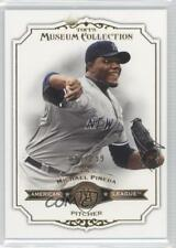 2012 Topps Museum Collection Copper #76 Michael Pineda New York Yankees Card