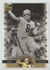2005 Upper Deck NFL Legends #66 Archie Manning New Orleans Saints Football Card