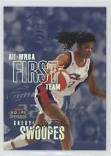 1999-00 WNBA Hoops Skybox All-WNBA First Team 2AW Sheryl Swoopes Basketball Card