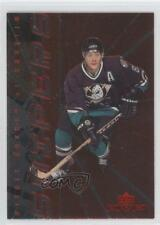 1998 Upper Deck MVP Snipers #S04 Teemu Selanne Anaheim Ducks (Mighty of Anaheim)