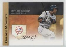 2012 Topps Golden Moments Series One #GM-43 Curtis Granderson New York Yankees