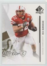 2013 SP Authentic #30 Rex Burkhead Nebraska Cornhuskers RC Rookie Football Card