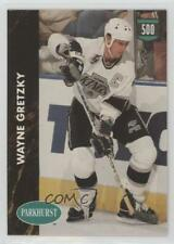 1991-92 Parkhurst #429 Wayne Gretzky Los Angeles Kings Hockey Card