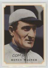 1992 Whitehall Collection Prototypes #HOWA Honus Wagner Pittsburgh Pirates Card