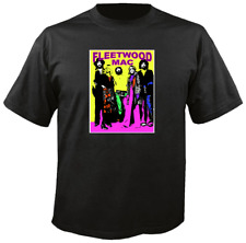 FLEETWOOD MAC tee shirt new adult unisex cotton t shirt pop rock legends