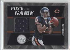 2011 Panini Totally Certified Piece of the Game #11 Johnny Knox Chicago Bears