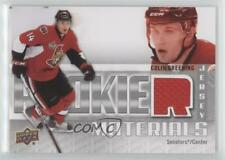 2011-12 Upper Deck Rookie Materials #RM-CG Colin Greening Ottawa Senators Card