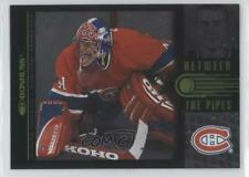 1997-98 Donruss Between the Pipes #10 Jocelyn Thibault Montreal Canadiens Card