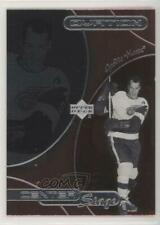 1999-00 Upper Deck Ovation Center Stage #CS8 Gordie Howe Detroit Red Wings Card