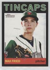 2013 Topps Heritage Minor League Edition Black #195 Max Fried Fort Wayne TinCaps