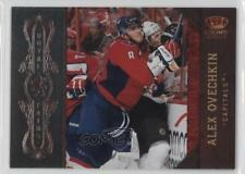 2010-11 Panini Crown Royale Royal Pains 5 Alex Ovechkin Washington Capitals Card