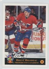 1994-95 Classic Pro Hockey Prospects #58 Brent Bilodeau Montreal Canadiens Card