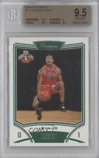 2008-09 Bowman Draft Picks & Stars #111 NBA Rookie Card Derrick Rose BGS 9.5