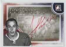 2012-13 In the Game Forever Rivals Series Autographs #A-JR Jim Roberts Auto Card