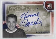 2012-13 In the Game Forever Rivals Series Autographs A-HM Howie Meeker Auto Card