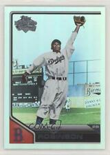 2011 Topps Lineage Diamond Anniversary #42 Jackie Robinson Los Angeles Dodgers