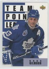 1993-94 Upper Deck #306 Doug Gilmour Toronto Maple Leafs Hockey Card