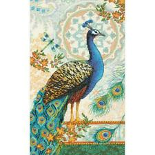 Dimensions Cross Stitch Kit ~ Gold Collection - Royal Peacock - #70-35339