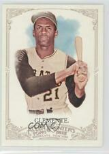 2012 Topps Allen & Ginter's #300 Roberto Clemente Pittsburgh Pirates Card