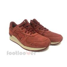 Asics Gel Lyte III HL7V3 2626 EB mens running burgundy shoes sneakers casual