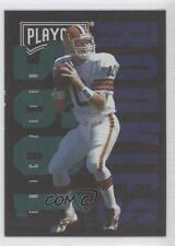 1995 Playoff Contenders #140 Eric Zeier Cleveland Browns Rookie Football Card