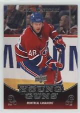 2010-11 Upper Deck #232 JT Wyman Montreal Canadiens J.T. RC Rookie Hockey Card