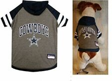 Dallas Cowboys Tee Hoodie NFL Dog Pets First (all sizes)