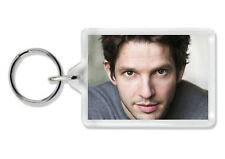 Damien Molony (Being Human, Suspects) Keyring / Bag Tag *Great Gift*