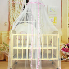 1 PC Baby Bed Mosquito Net Cute Princess Canopy Crib  Dome Bed Mosquito Net HU