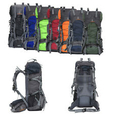 60L Outdoor Camping Travel Backpack Climbing Hiking Bag Packs