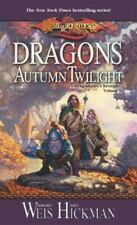 Dragonlance Chronicles: Dragons of Autumn Twilight Vol. 1 by Tracy Hickman and M