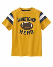 Nwt Gymboree Hometown Hero Football Shirt Size 6