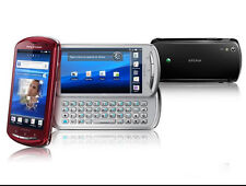 Sony Ericsson Xperia Pro MK16 MK16i Android  Mobile Phone OS 3G GSM WIFI GPS 8MP