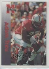 1996 Summit Nebraska Cornhuskers #77 Adam Treu Rookie Football Card