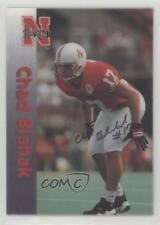 1996 Summit Nebraska Cornhuskers #17 Chad Blahak Rookie Football Card