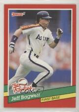 1991 Donruss The Rookies #30 Jeff Bagwell Houston Astros RC Rookie Baseball Card