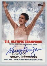 2014 Topps US Olympic & Paralympic Team and Hopefuls #UOC-NK Nancy Kerrigan Auto