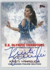 2014 Olympic Champions Autographs #UOC-KY Kristi Yamaguchi Auto Autographed Card