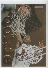 1996-97 NBA Hoops Rookie #4 Marcus Camby Toronto Raptors Basketball Card