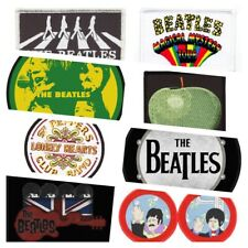 The Beatles Classic Embroidered Iron on Patch