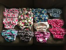 SUNBABY CLOTH POCKET DIAPERS & INSERTS ~ CHOICE ~ FREE SHIP ON 2 OR MORE ~ EUC!