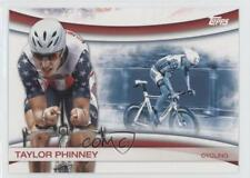 2012 Topps US Olympic Team and Hopefuls #OLY-7 Taylor Phinney Card