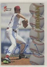 1995 Classic 5 Sport Non-Numbered Autographs Autographed #MARE Mark Redman Auto