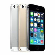 "Apple iPhone 5S 16GB 32GB 64GB ""Factory Unlocked GSM"" iOS Smartphone"