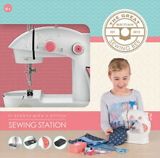 Great British Sewing Bee - Sewing Station Machine & Project Kits